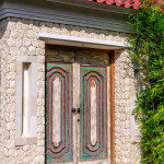 Entry gate HEVEA 3BR Luxe