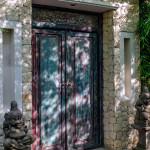 Entry Gate HEVEA 3BR